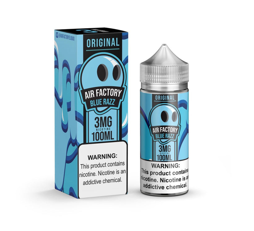 Blue Razz - Wheel House Vapor