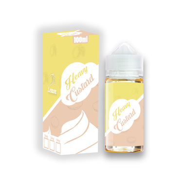 Heavy Custard - Lemon Pie Vape Juice