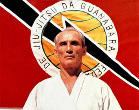 Helio Gracie - Founder of Gracie Jiu Jitsu