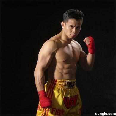 UFC Fighter and Sanshou world champion Cung Le
