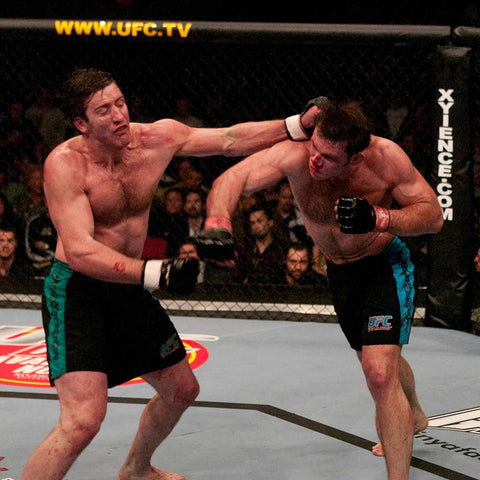 Forrest Griffin Stephan Bonner Ultimate Fighter