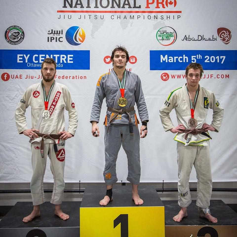 Dynasty worn by Dynasty Family Member Kieran Kichuk World No Gi Pro Champion