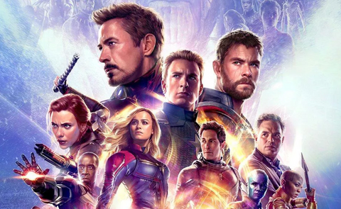 Marvel Cinematic Universe The Avengers