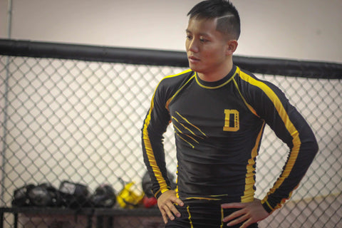 Dynasty worn by Dynasty Family Member Danny An Khoi Vu Montreal BJJ Standout