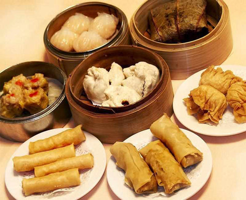 Nutritionally speaking, Dim Sum doesn't give you much.