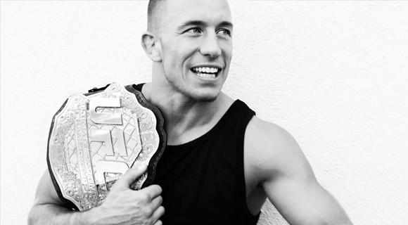 Georges St Pierre - Greatest UFC Welterweight Fighter of All Time and Pound for Pound Great