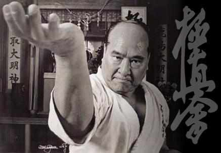 Mas Oyama fought bulls and invented the 100-Man Kumite.