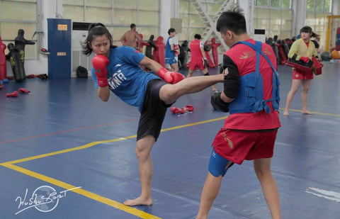 Sanda: When Kung Fu created a solution to its problems - then threw it –  Dynasty Clothing