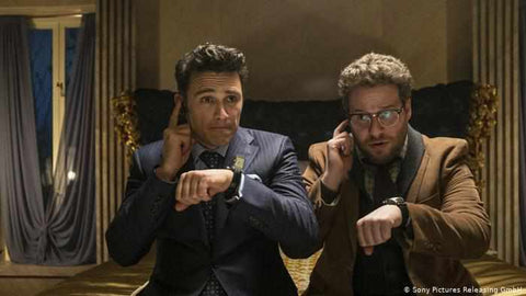 The Interview with James Franco and Seth Rogan