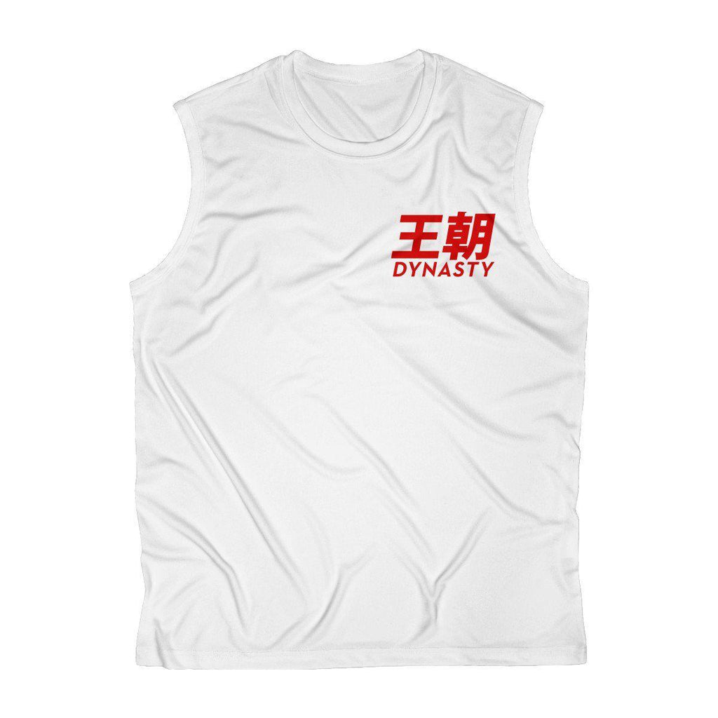 Dynasty Performance Training Shirt (Sleeveless)-Essentials - Dynasty Clothing MMA