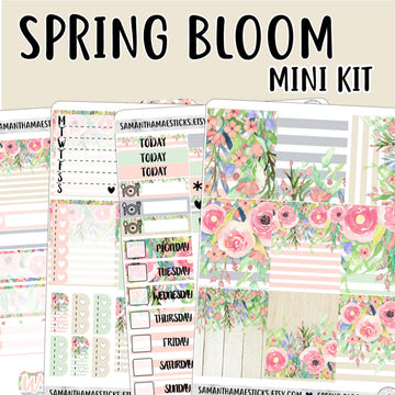 Spring Bloom Mini Kit