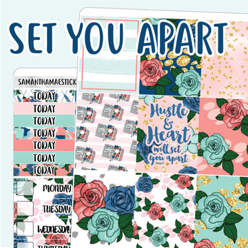 Set You Apart Vertical Kit
