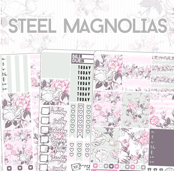 Steel Magnolias Mini Kit
