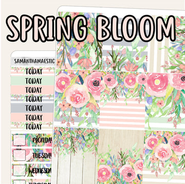 Spring Bloom Vertical Kit