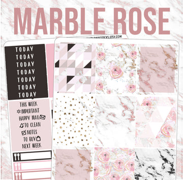 Marble Rose Vertical Kit