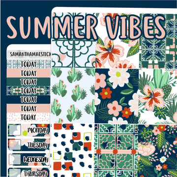 Summer Vibes Vertical Kit