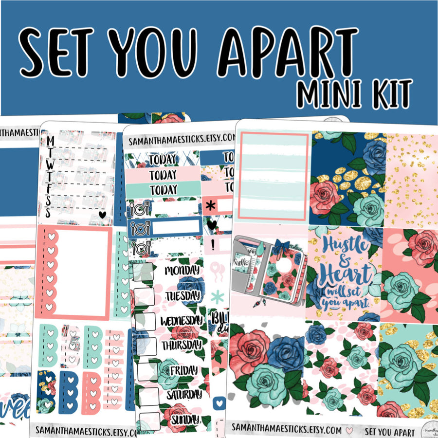 Set You Apart Mini Kit