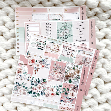 BOHO FOUR PAGE VERTICAL KIT | RTS
