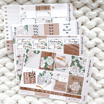 HOME FOUR PAGE VERTICAL KIT | RTS