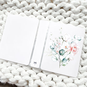 SPRING BOUQUET FLORALSTICKER ALBUM