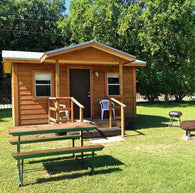 Cabin - 4 Person - Urban Camp Weekend - Summer 2019 (non-refundable)