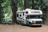 RV's and Fifth-wheels space reservation. Fall 2018 (non-refundable)