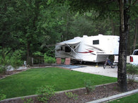 RV's and Fifth-wheels space reservation. Summer 2019 (non-refundable)