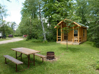 Cabin - 2 Person - Urban Camp Weekend (3rd set)