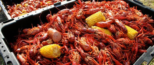 1 Lb. Crawfish $10