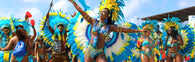 Barbados - Crop Over 2019 - Carnival!  (Non-Refundable) - Two Person