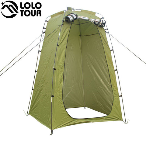 Lightweight Portable Camping Shower tent