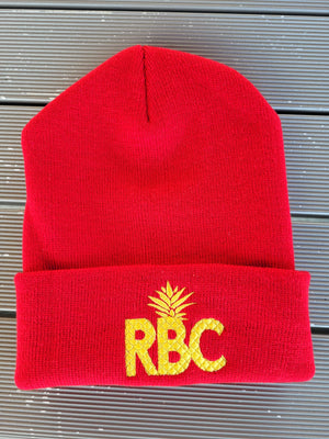 Passion Red Beanie