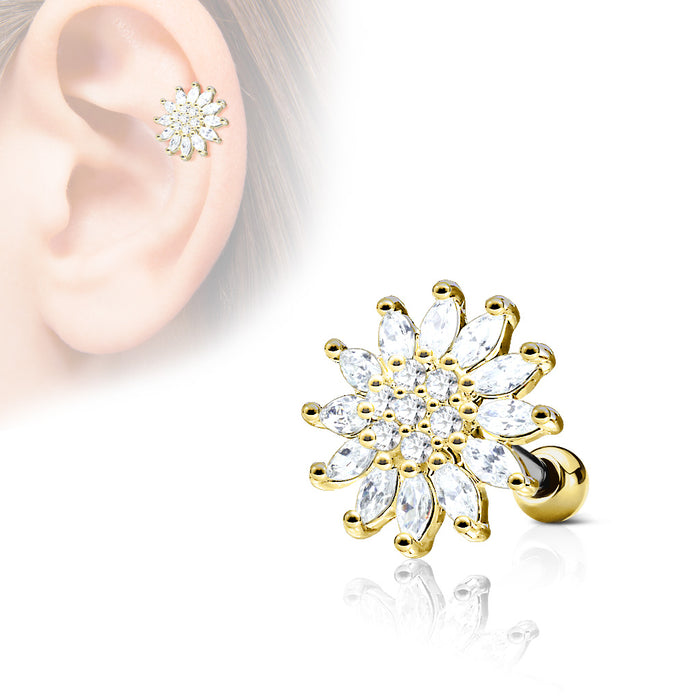 RB%-Cartilago Zirconia Flower