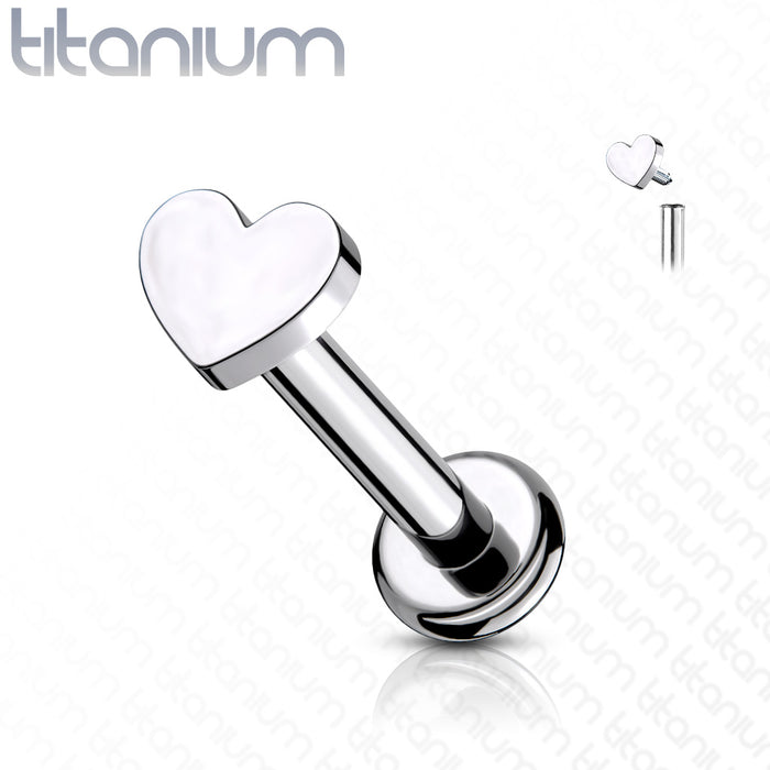 IMPLANT GRADE TITANIUM HEART