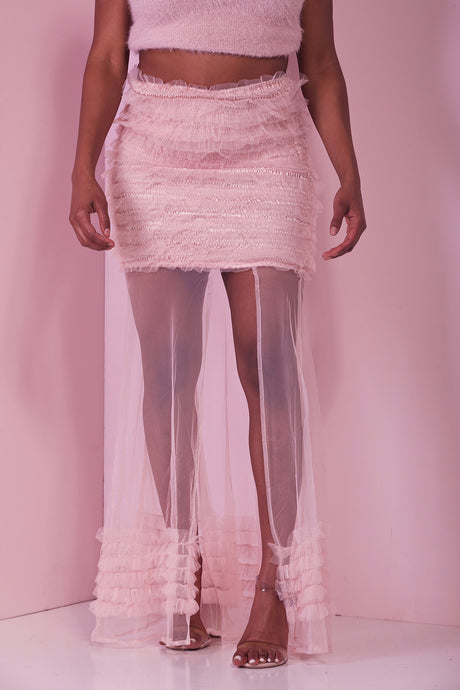 CANOPY PINK SKIRT
