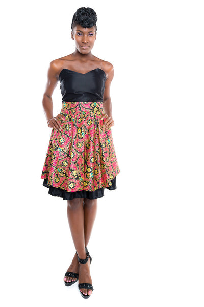 Mbali Strapless Dress