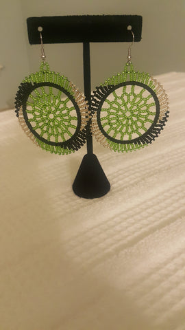 "Lerato ""Shimmer"" Earrings"