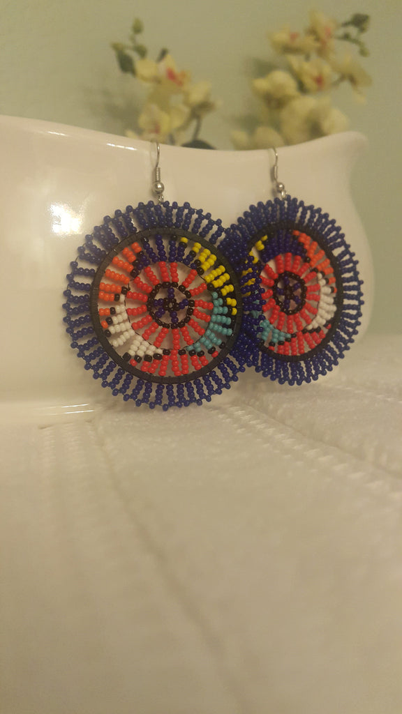 "Lerato ""Multi-Color"" Earrings"