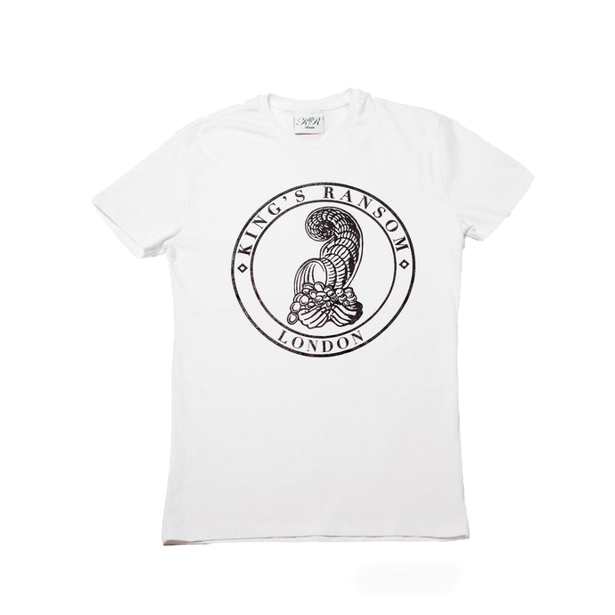 King's Ransom London Original Tee White