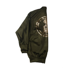 King's Ransom London Longline Bomber Jungle