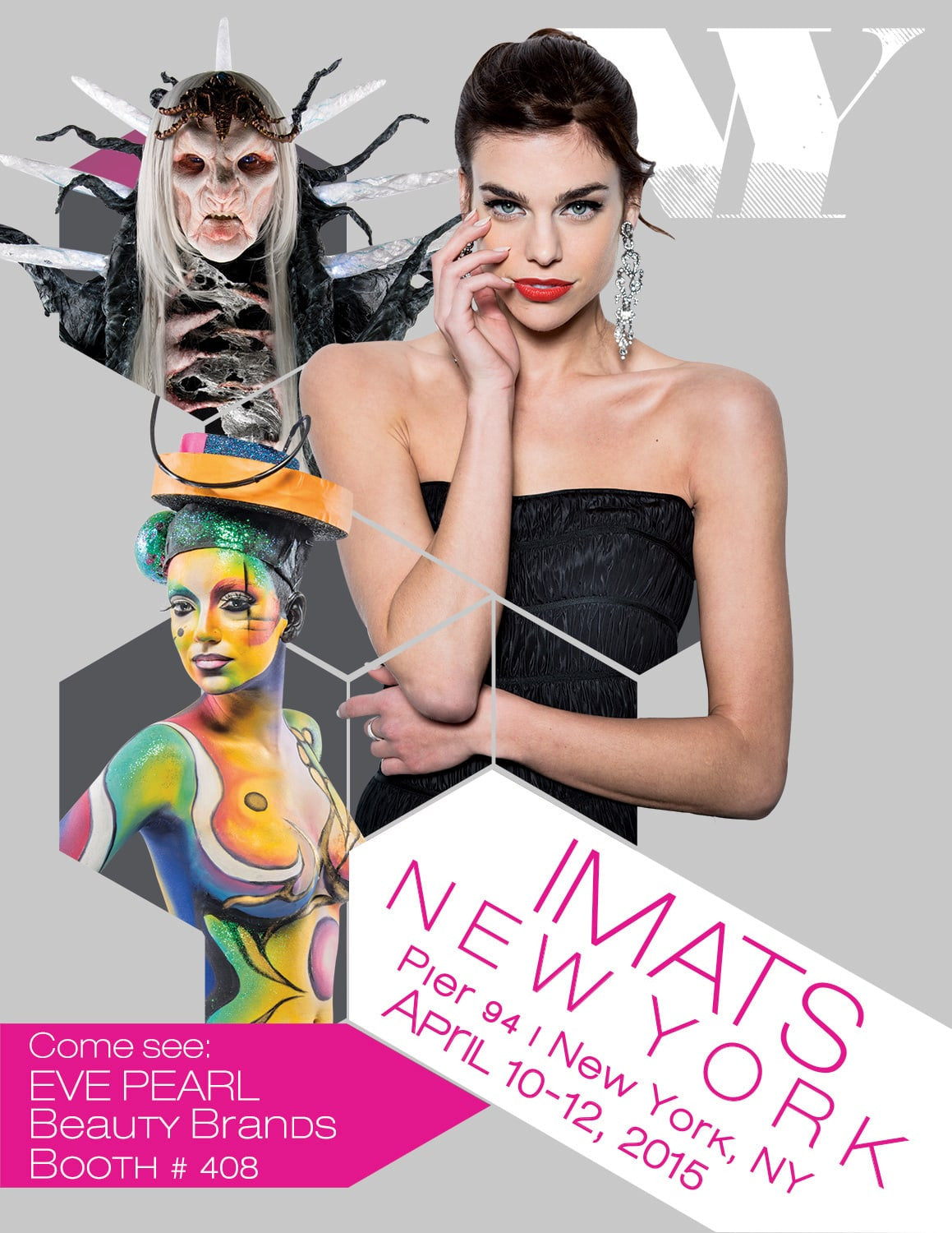 Join EVE PEARL Beauty Brands at IMATS New York