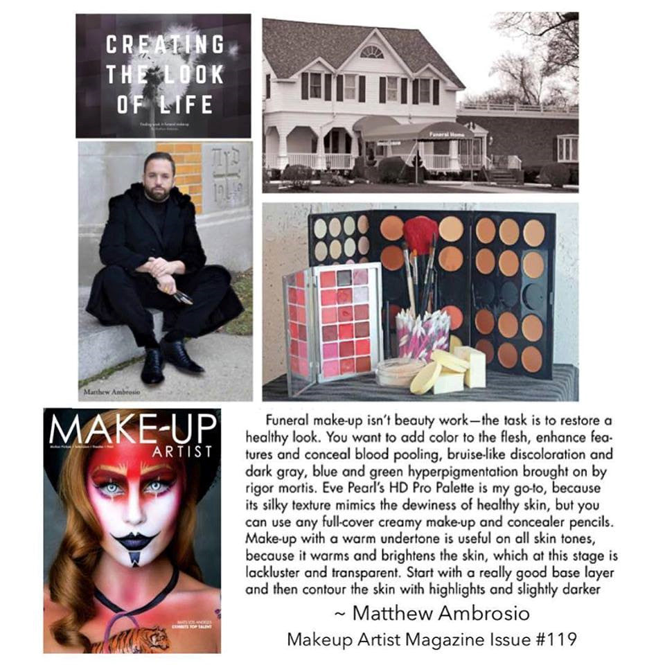 Make-Up Artist Magazine Issue #119