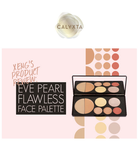 EVE PEARL Flawless Face Palette