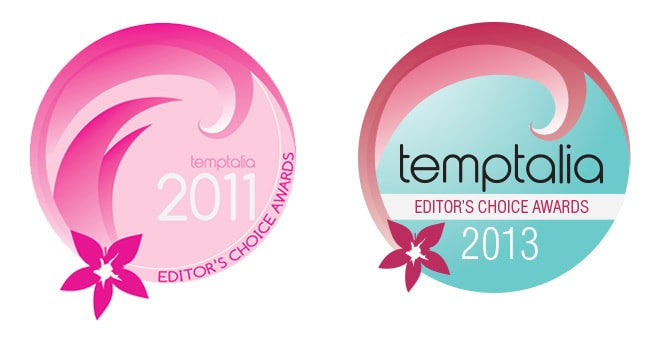 Temptalia 2011-2013 Editors Choice Awards