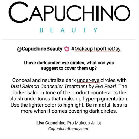 Dual Salmon Concealer Review