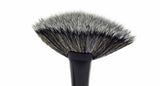 EVE PEARL B204 MicroSilk™ Dual Fan Highlighter Brush
