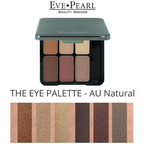 EVE PEARL The Eye Palette-Au Natural