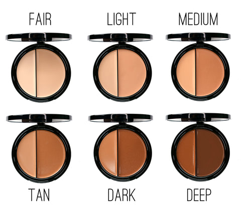 EVE PEARL HD Dual Foundation