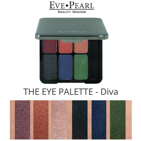 EVE PEARL The Eye Palette-Diva