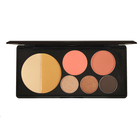 EVE PEARL Ultimate Face Palette-Bombshell